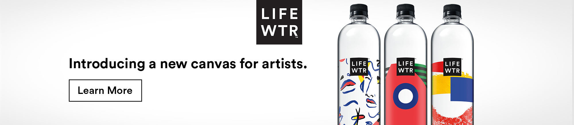 Introducing @LIFEWTR, where every crisp and refreshing drop is purified and pH balanced with electrolytes for taste.